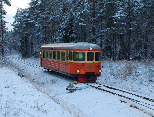 järnväg gotland